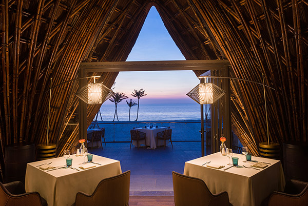 LAVA - Luxury Beachfront Restaurant