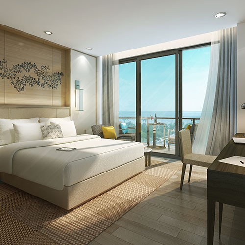 Emerald Collection Suite