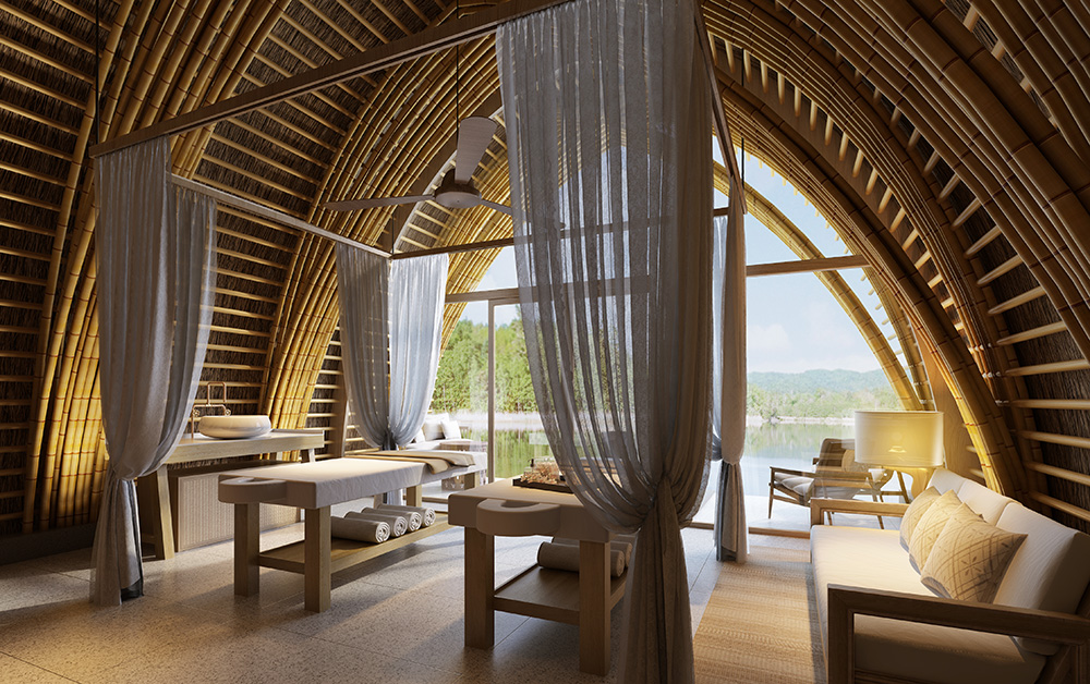 HARNN Heritage Spa at InterContinental Phu Quoc Long Beach Resort